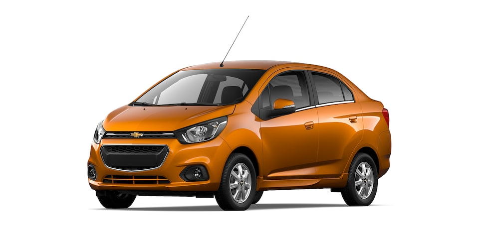 Chevrolet Beat Notchback 2021 color ocre